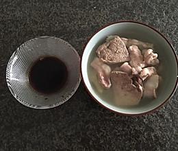 和爸爸一起喝碗猪杂汤吧!广式猪杂汤,极其简单~的做法