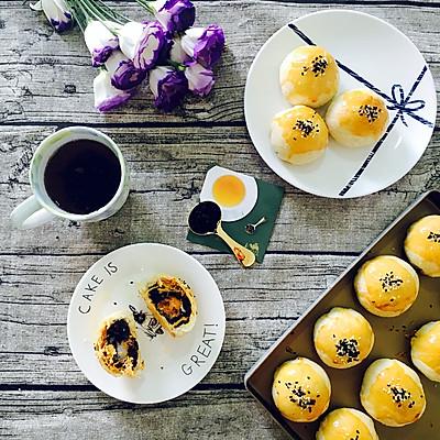 珍宝蛋黄酥月饼