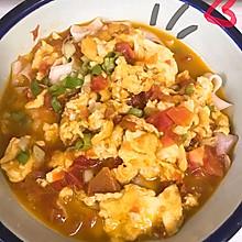 #营养小食光#西红柿鸡蛋面