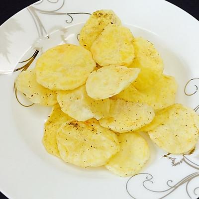 微波炉薯片