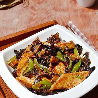 """十步做出令人回味的香""""腊""""脆皮豆腐"""