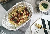 无需烤箱的蒜香烤金针菇的做法