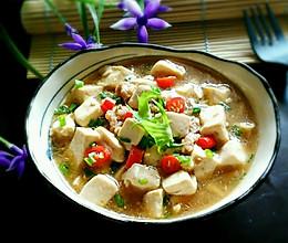 家常炖豆腐的做法