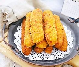 #元宵节美食大赏#香酥软糯的南瓜豆沙卷的做法