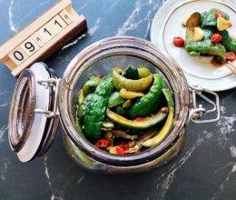 万能的酸辣小黄瓜·东北熊祖传腌咸菜的做法