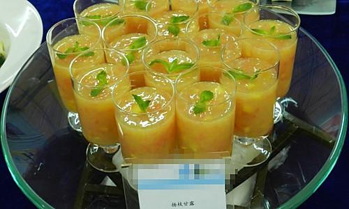 五彩艳丽的—杨枝甘露的做法