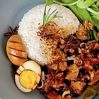 懒人食谱销魂卤肉饭的做法图解7