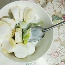 酸奶水果伴