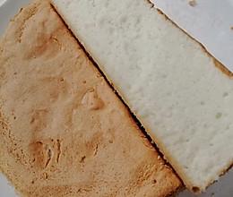 6寸天使蛋糕的做法