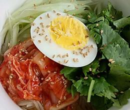朝族辣白菜冷面的做法