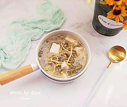 素三鲜汤#节后清肠大作战#的做法