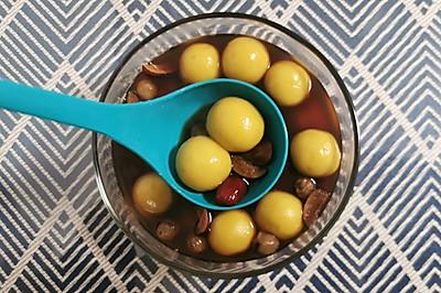 地瓜丸紅糖水(補血養顏)