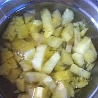 「网格」清香菠萝派的做法图解3