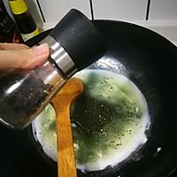 芥末黑椒蛋白的做法图解2