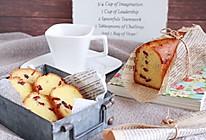 百香果蔓越莓磅蛋糕的做法