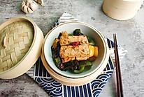 五彩家常豆腐的做法