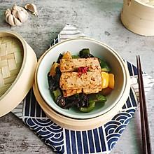 五彩家常豆腐