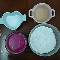 火龙果藜麦蔓越莓冰皮月饼的做法图解11