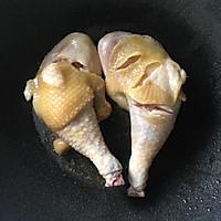 #花10分钟,做一道菜!#大鸡腿的做法图解3
