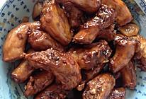 「柒叁私房菜」:红烧鸡脖子的做法