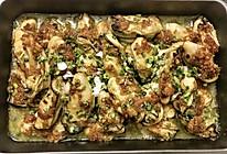 金蒜烤生蚝的做法
