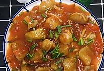 #橄榄中国味 感恩添美味#酸甜番茄龙利鱼的做法