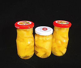 菠萝罐头的做法