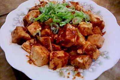 醬悶豆腐(超級簡單,廚房零基礎,十分鐘搞定的下飯菜)