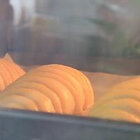 面包房里最受欢迎的毛毛虫面包#相约MOF#的做法图解16