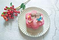 #精品菜谱挑战赛#红心火龙果鸡蛋软饼的做法