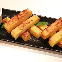 Polenta chips粗玉米粉薯条