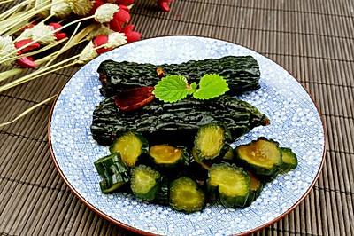 【蔓德拉的厨房】自制酱黄瓜