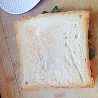 鸡蛋火腿三明治的做法图解12