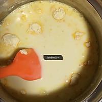 芒果味的椰奶冻的做法图解7