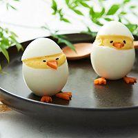 小黄鸭水煮蛋