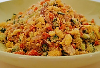 #我们约饭吧#豆渣炒时蔬的做法