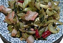 炒酸菜的做法