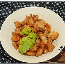 香煎鸡肉粒:美味可口的减肥餐