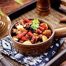 #精品菜谱挑战赛#红烧牛肉炖大蒜