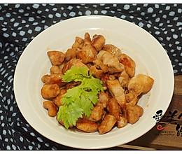 香煎鸡肉粒:美味可口的减肥餐的做法