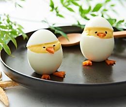 小黄鸭水煮蛋的做法