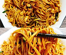 黄磊老师同款雪碧拌面!开胃爽口好吃的做法