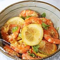 #我们约饭吧#酸辣柠檬虾的做法图解16