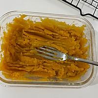 #橄榄中国味 感恩添美味#红薯芝士球的做法图解3