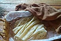 #憋在家里吃什么#透明如纸,鸡蛋烙饼的做法