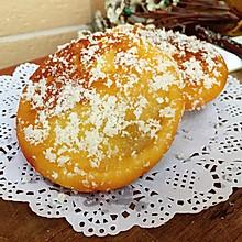 雪花红豆番薯饼#回到家香味(粤)#