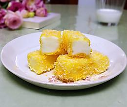 快手简单低脂又美味的烤鲜奶的做法