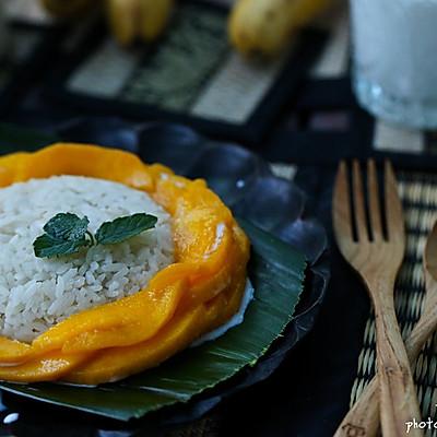 芒果椰浆饭