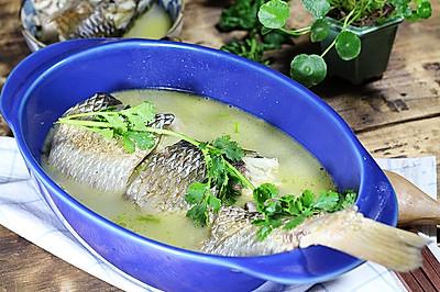 开春第一鲜就吃清炖梭鱼