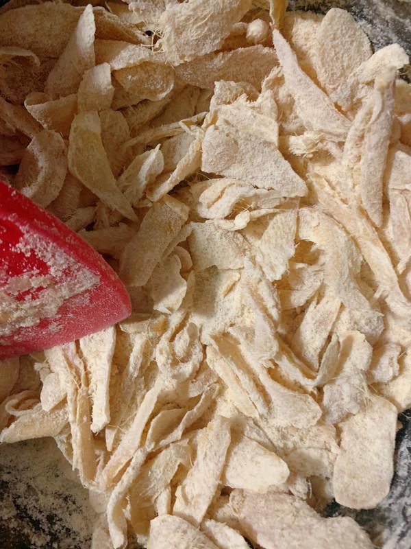 姜片糖的做法